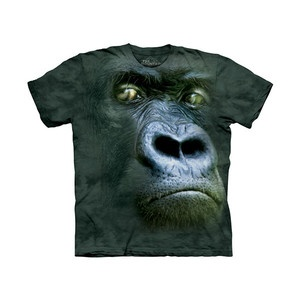 I'm getting this for my Rwanda trip.     Silverback T-Shirt, £15.20, now featured on Fab.
