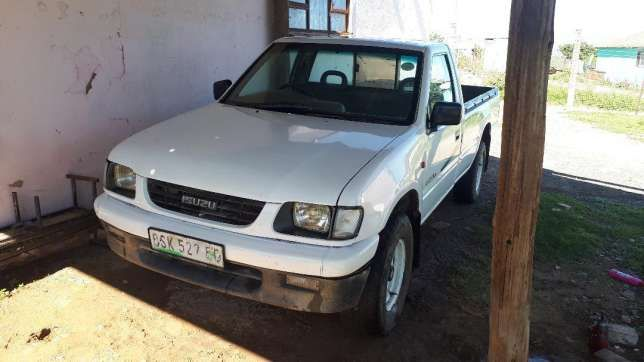 Isuzu Kb 250d 1997 Model R45 000 Negotiable Olx South Africa Cars Classified Ads
