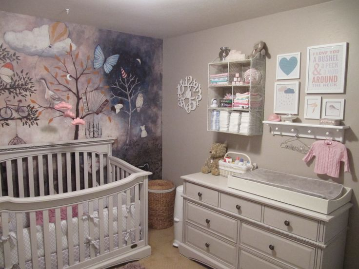 Aubree S Enchanted Forest Nursery