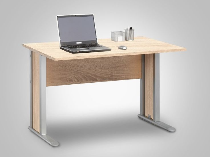 Rio at home desk (Oak) - This desk in oak from Rio At Home is clean line designed. Very modern, it is a great one to have in a home office or kidsroom. The depth is good to have a laptop or PC and additional papers/files open at the same time. Also great for kids as they need optimum space to spread out their stationary and books all at once!