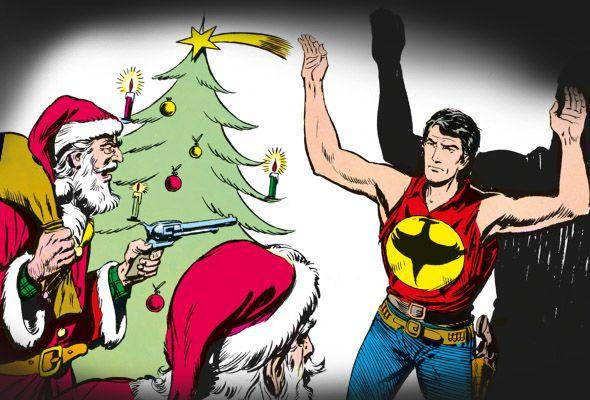 Natale in Casa Bonelli! - Sergio Bonelli