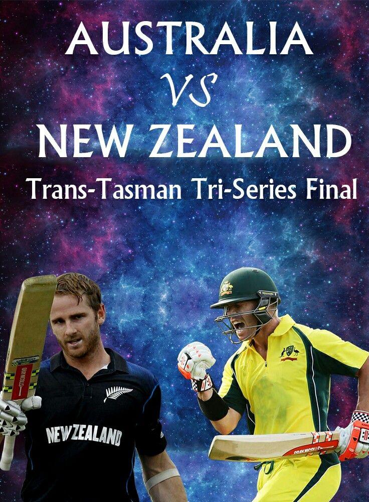 _______FINAL IS HERE_______   AUSTRALIA Vs NEW ZEALAND.    Trans-Tasman Tri-Series 2017-18   #AUSvNZ #GOAUSSIES #TeamAustralia #TeamNewZealand #final #TriSeries #T20 #cricket