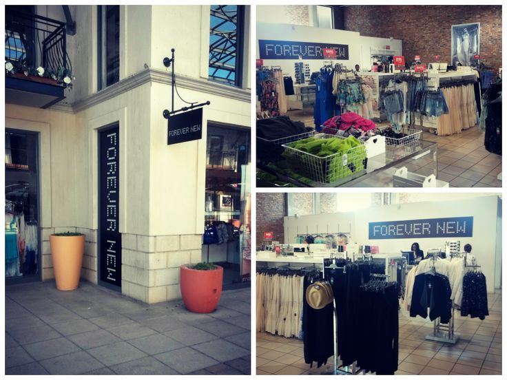 Forever New Outlet Store in Johannesburg.. Happy Days