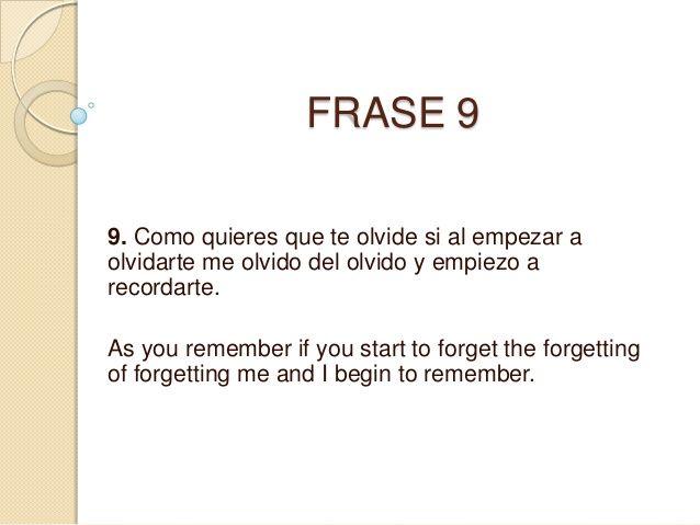 Frases En Ingles Traducidas A Español N English Frases Y Learn