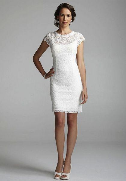Davids Bridal Style 231M28570 Shopping for the Dress (Part 1) :  wedding philadelphia wedding dress Db3 db3