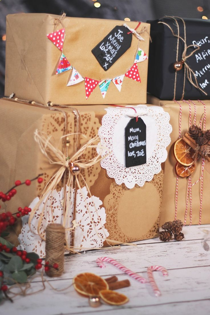 Zoella | Gift Wrapping Ideas. Loved the video as well as the diys