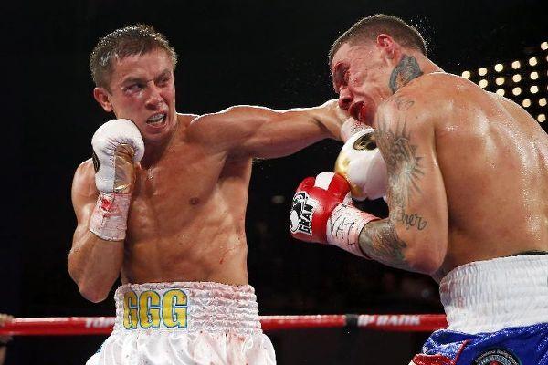 The WBA forces Gennady Golovkin to knockout Australian Jarrod Fletcher