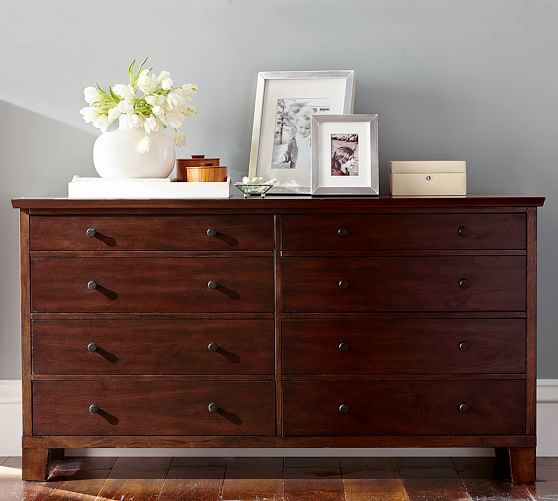 Valencia Extra Wide Dresser Pottery Barn Master Bedroom Ideas Pinterest Beds Sleigh