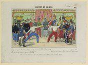 Brevet de pointe: [estampe] 1860
