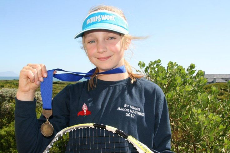 Grade 4 pupil Storm Elliott recently finished fourth in her age group at the Western Province Junior Tennis Masters. This was her 11th tournament for 2012.    Her final tournament in this age group is on the 24 November and she starts as the top seed. From December she will move to the Under 12 age group and enter the National rankings for the first time.