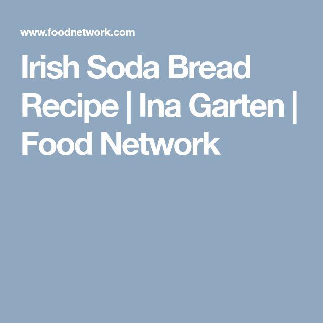 Irish Soda Bread Recipe | Ina Garten | Food Network