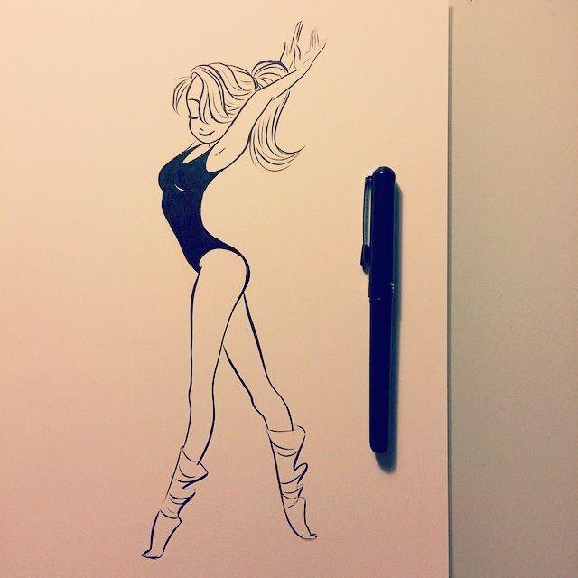 Encore une fois.. j'ai pris ce dessins uniquement pour sa posture