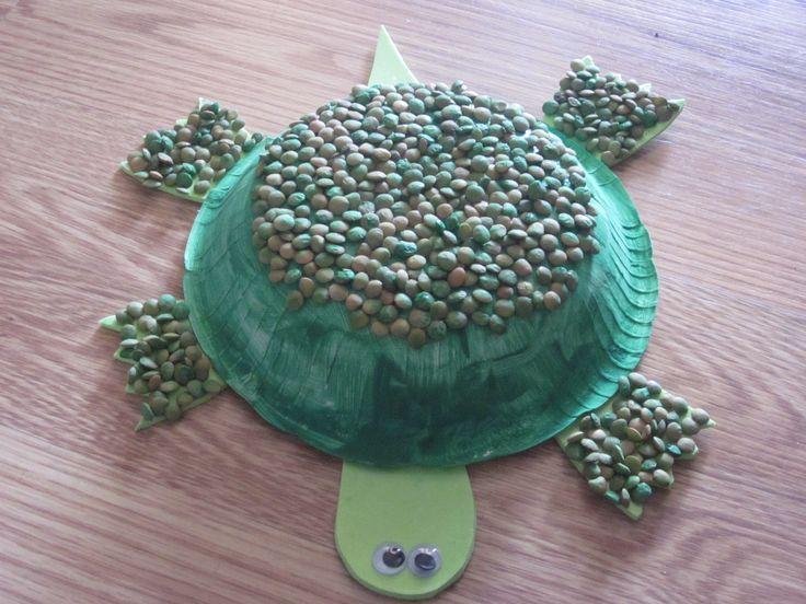 Gummy Lump Toys Blog: Eric Carle Inspired: Foolish Tortoise Kids Craft Project #71