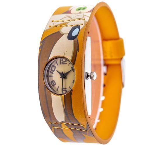 Ρολόγια : Παιδικό Ρολόι Looney Tunes Taz Orange