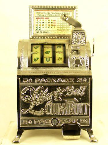 Mills Slot Machine Restoration