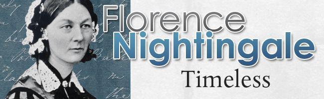 Florence Nightingale Nursing Theory   Florence Nightingale header