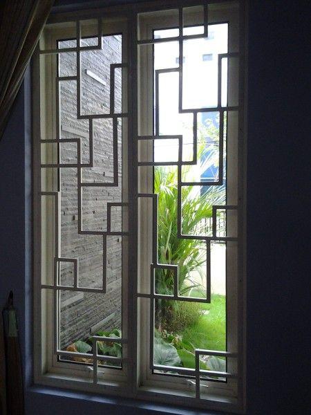 45 Gambar Model Teralis Jendela Minimalis | Desainrumahnya.com