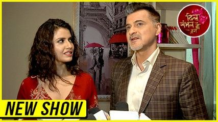 Sanjay Kapoor & Smriti Kalra Talk About Their NEW SHOW  Dil Sambhal Jaa Zara  Star Plus New Serial | lodynt.com |لودي نت فيديو شير