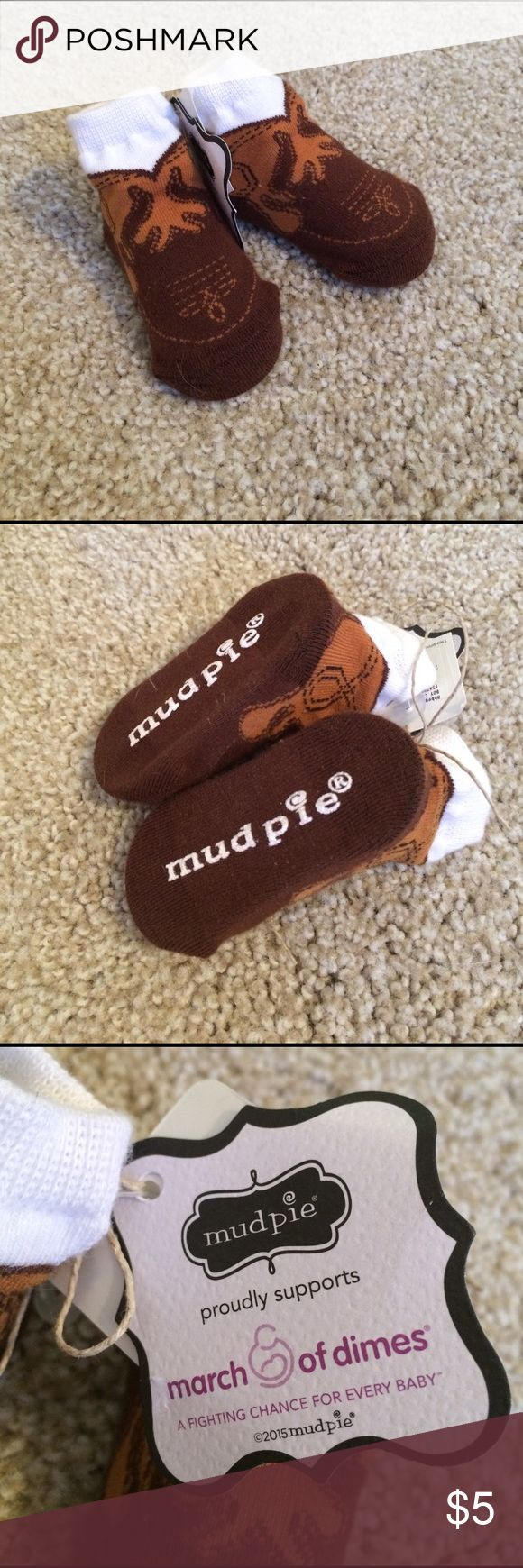 Mud Pie baby boy cowboy boot socks. New with tags Baby boy cowboy socks. Brand new Mud Pie Accessories Socks & Tights