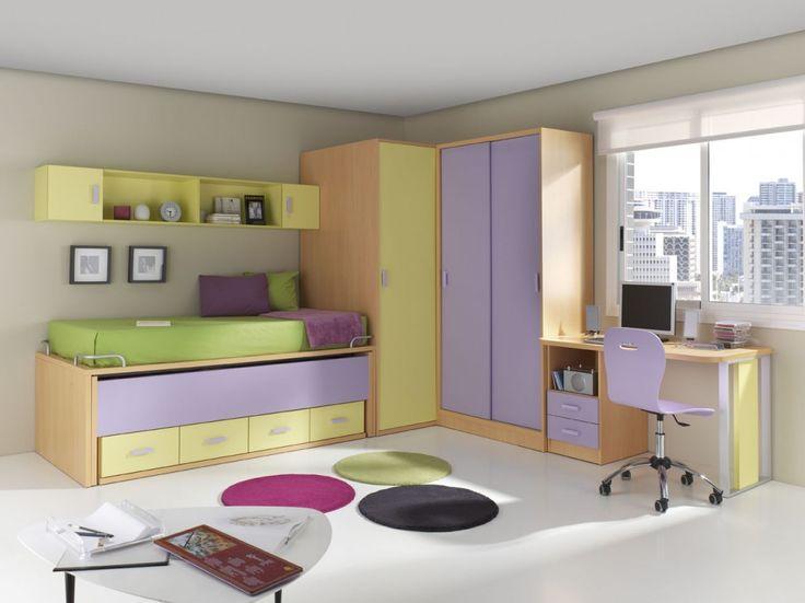 M s de 1000 ideas sobre habitaciones estrechas en for Muebles de oficina orts