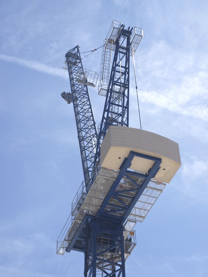 Tower Crane New York : Best images about tower crane on