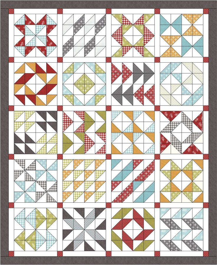 Layer Cake Sampler quilt - this is a quilt along for this lovely quilt, Feb 2014.  There is a link at the bottom of every post for the following block and instructions.