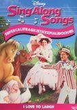 Disney's Sing-Along Songs: Supercalifragilisticexpialidocous [DVD] [English]