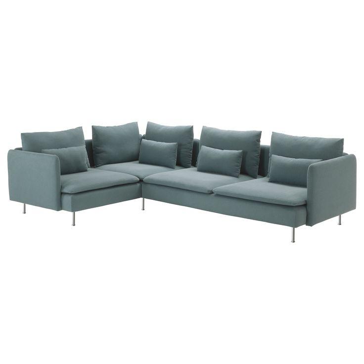 Schlafsofa ikea holz  Die besten 25+ Ikea corner sofa bed Ideen auf Pinterest ...