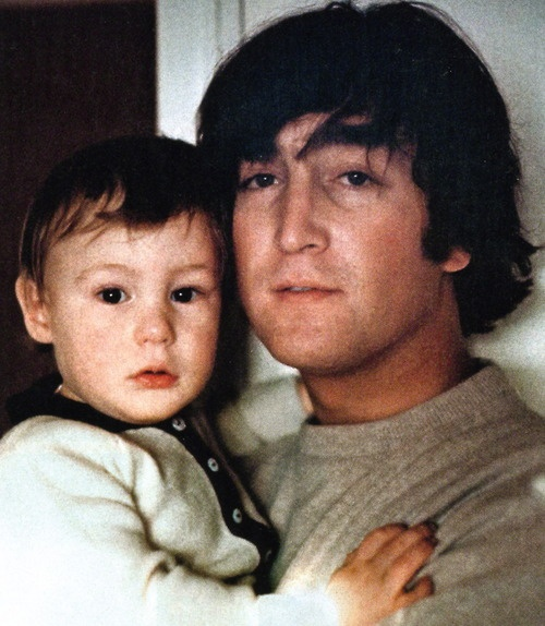 "What a shame John and Julian never really enjoyed a healthy parent and child relationship. For a man who longed for a ""family"" in his later years. Such a pity, he missed the available joy he had right here!"
