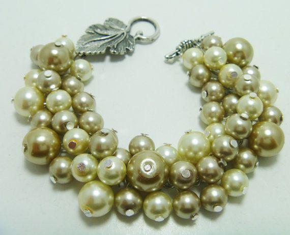 DIY wedding jewelry