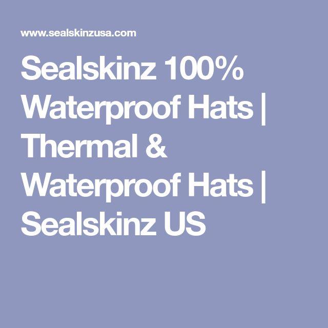 Sealskinz 100% Waterproof Hats | Thermal & Waterproof Hats | Sealskinz US