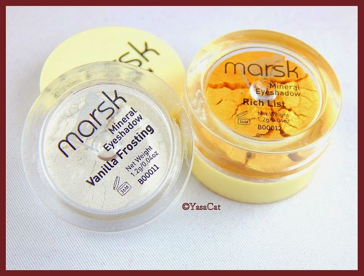 """Es weihnachtet bei der Glossybox, mit der """"Christmas Edition 2014"""" Mineral Eyeshadow Duo Pack-Tinsel, von MARKS"""