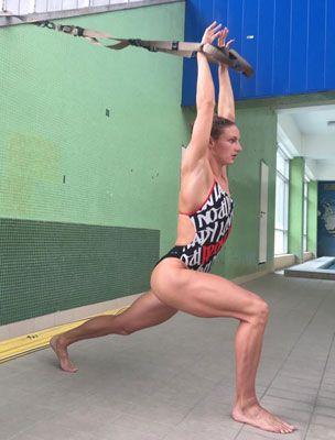Hosszú Katinka; swimmer swimming female