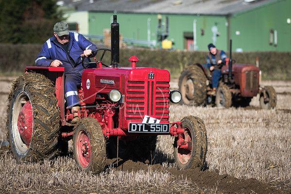 Dtl 551d Mccormick International B275 Vintage Tractors Tractors
