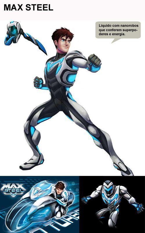 Max Steel | Max Steel | Pinterest