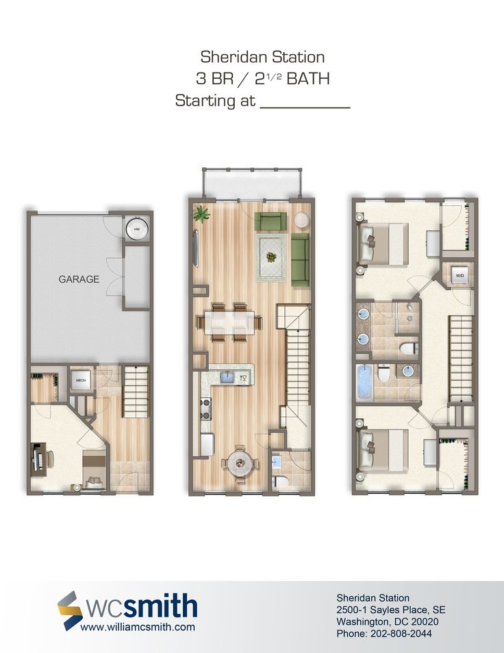 2 Bedroom Apartments For Rent In Dc Pleasing 12 Best Sheridan Station Images On Pinterest  Washington Dc Design Ideas