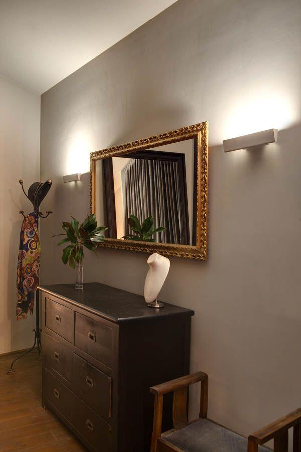 apliques de pared para proyectar la luz hacia la pared decoracin con luz