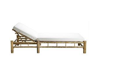 Bambus solvogn 150 cm