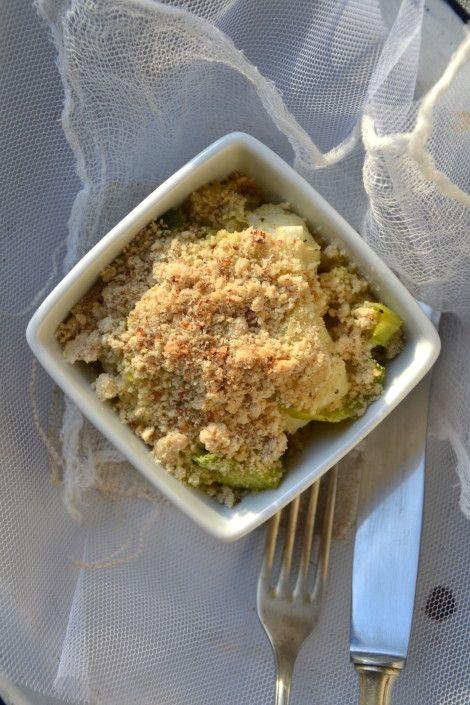 Crumble de légumes d'hiver à la noisette http://www.lesrecettesdejuliette.fr