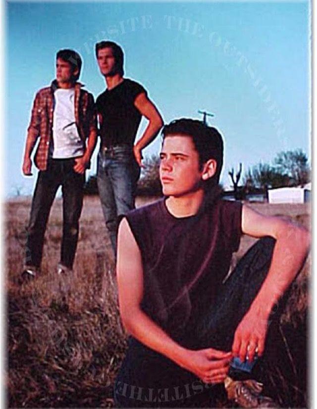 Ponyboy, Darry, and soda pop