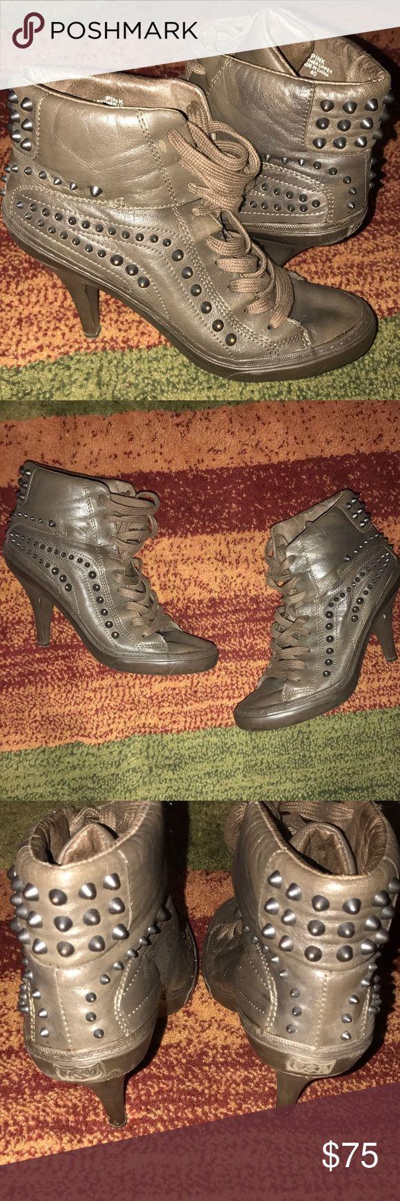 Ash Sneaker w/heels Ash sneaker with heel Ash Shoes Sneakers