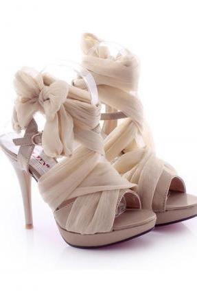 Fashion Sandals Lace Straps #HP092502