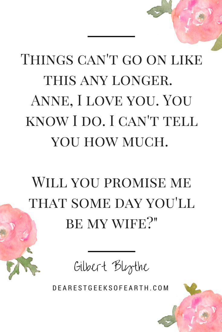 10 reasons we'll always love Gilbert Blythe. | Dearest Geeks of Earth #GilbertBlythe #JonathanCrombie #AnneofGreenGables