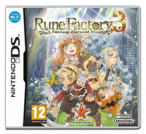 Rune Factory 3 (Rising Star Games), DS. My favorite DS game!