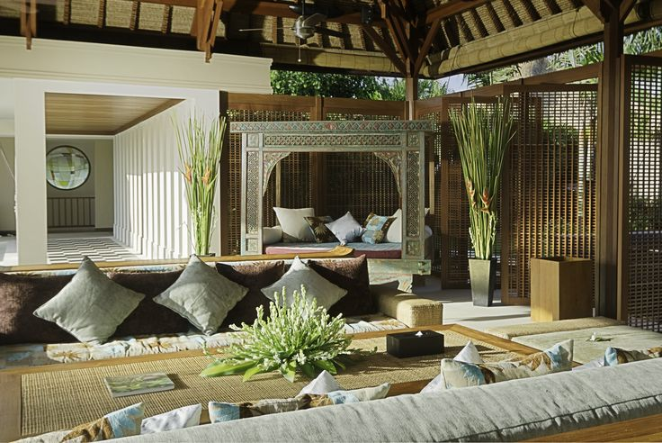Villa Puri Bawana, Canggu, Bali, Indonesia