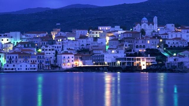 Andros , Greece