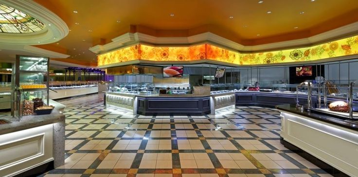 iMagic Glass offers a stunning installation showcasing their Laminated & Digitally Printed Glass Technology at the Grand Buffet in Fallsview Casino. #customglass