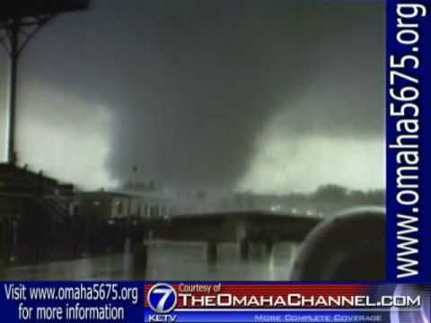 1975 Omaha Tornado News Story.  I was working at the Crossroads Mall when the tornado hit.  Right in the destructive path.