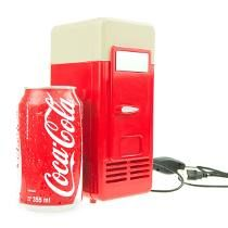 Mini Refrigerador Usb Pc Mac Laptop Calienta Y Enfria G2003