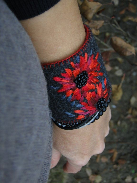 with red peony (sprzedawca: agat.handmade), do kupienia w DecoBazaar.com